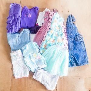 MORE ADDED Toddler Bundle - Girls - 24m